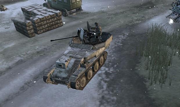 New Flakpanzer 38 t model