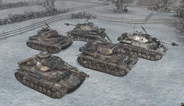 Panzer IV Variants
