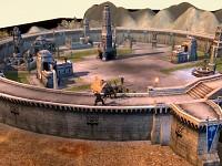 BFME 1 Gondor fort