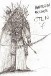 Haradrim archer concept