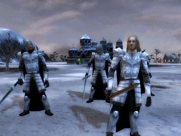 Beregond & Citadel Guards