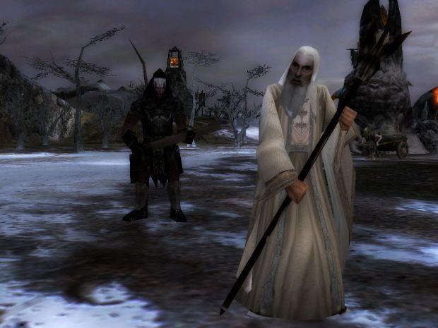Saruman and Lurtz!