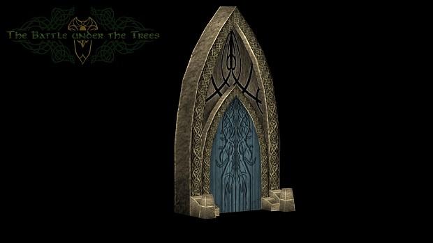 Mirkwood Stone Gate