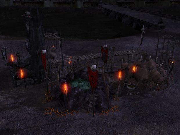Mordor's Orc Pit!