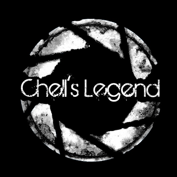 Chell's Legend Logo - Wallpaper