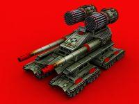 China Uberlord Gattling Cannon Upgrade