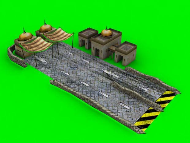 GLA Airfield
