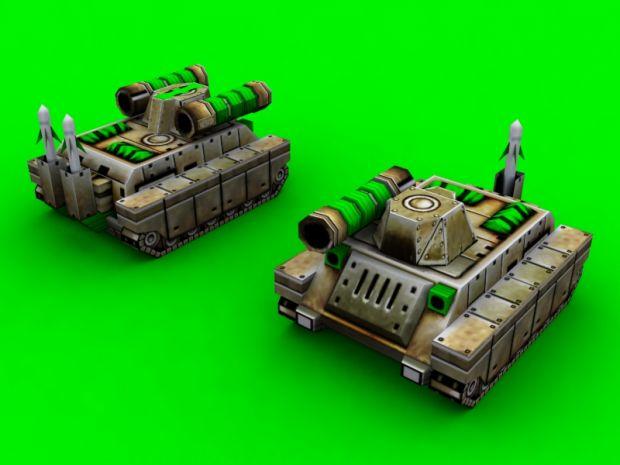 GLA Hornet Tank