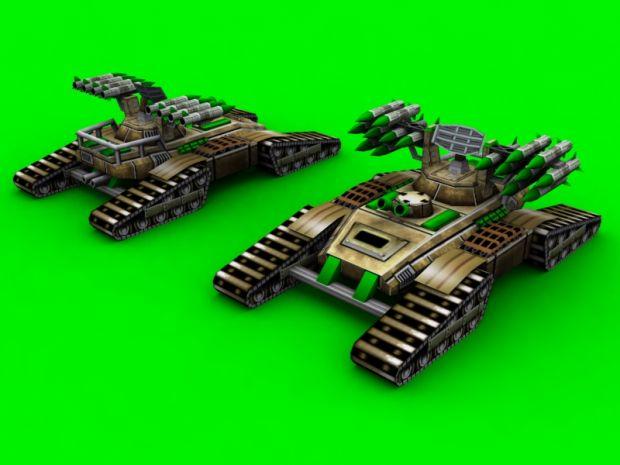 GLA Stalker Tank
