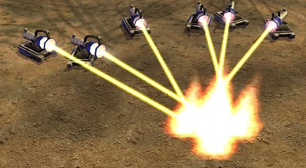 Laser Paladin Re-Make
