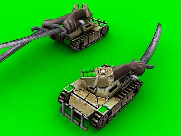 GLA Swordion Tank
