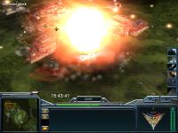 Nuke Silo Explosion