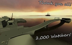 The Mortewood Plaza - 2,000 Watchers!