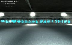 The Mortewood Plaza- Co-op Powerups!