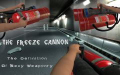 The Mortewood Plaza - Freeze Gun/Cannon/Blaster