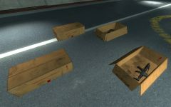 The Mortewood Plaza - Weapon Crates!
