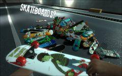 The Mortewood Plaza - Skate!