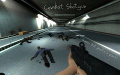 The Mortewood Plaza - Combat Shotgun
