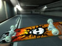 The Mortewood Plaza - Skateboard
