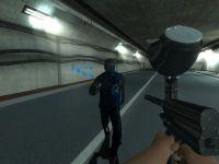The Mortewood Plaza - Paintball Gun (Marker)