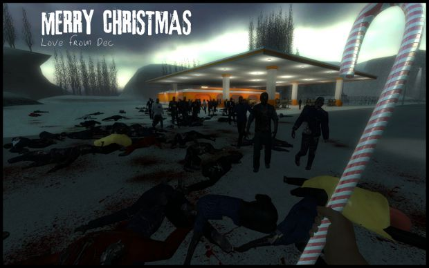 The Mortewood Plaza - Merry Christmas! :)
