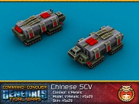 Chinese Shipyard Construction Vehicle