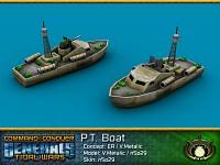 GLA PT Boat