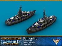 USA Battleship