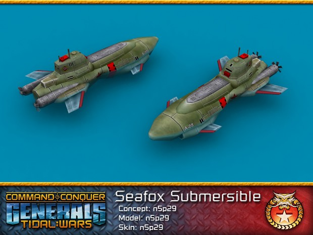 Chinese Seafox Sub