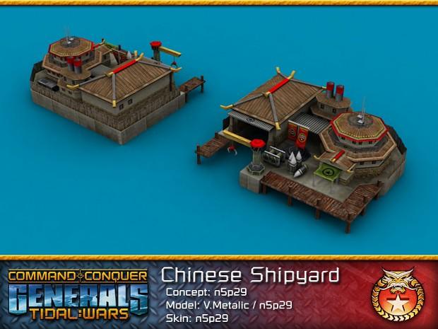 Chinese Shipyard