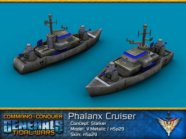 USA Phalanx Cruiser