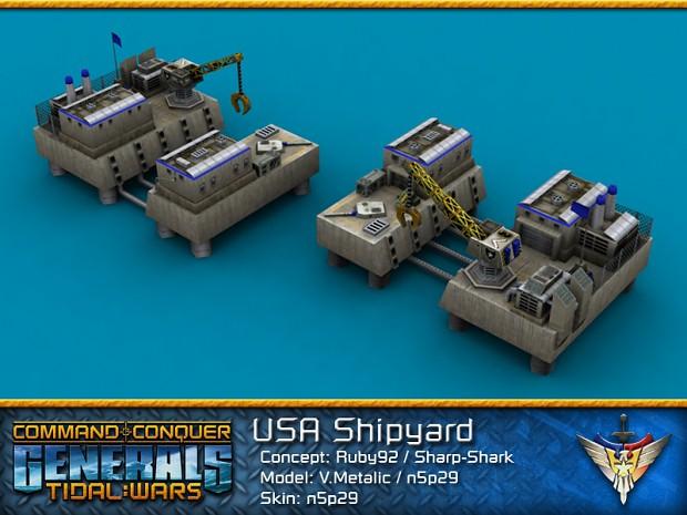 USA Shipyard