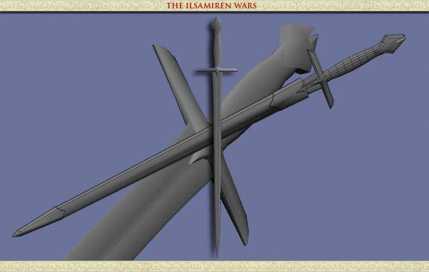Ilsamir Arming Sword