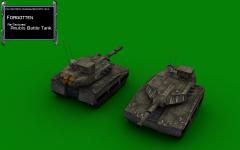 Mutants Anubis Battle Tank - Screen No.3