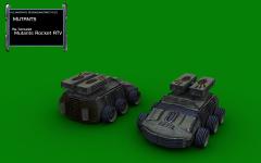 Mutant Rocket ATV - Screen No.2