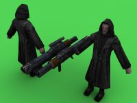 Mutants Stalker Commando