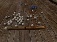 Just some balls.