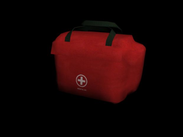Med kit WIP texture