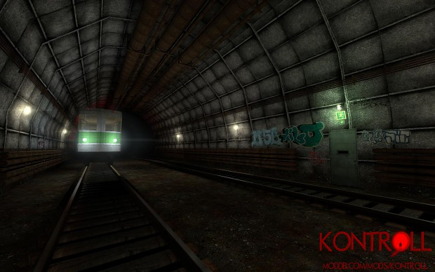 """""""Prologue"""" map's tunnel in progress -2"""