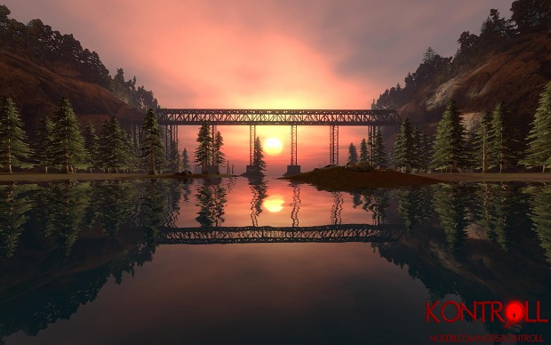 Bridge and atmosphere - 4