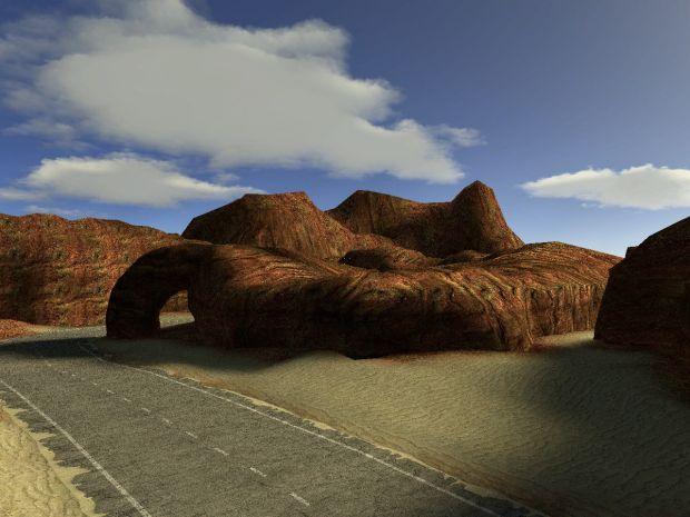 Desert screenshot 3