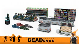 Dead before Dawn - Director's Cut - Custom Models