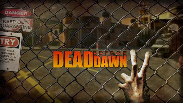 Dead before Dawn 2 DC loading poster