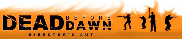 Dead before Dawn - Director's Cut - Header