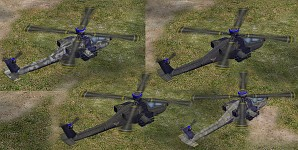 AH-64 variants
