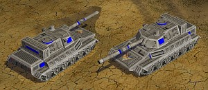 US Crusader Tank
