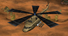 GLA Mi-17