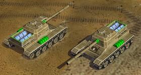 GLA Toxin Tank