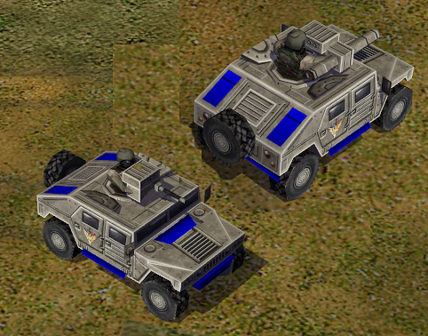 USA Humvee