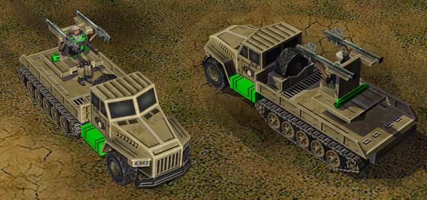 Stinger Truck